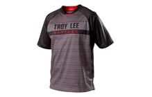 Troy Lee Designs Skyline Jersey Heren Speed grijs